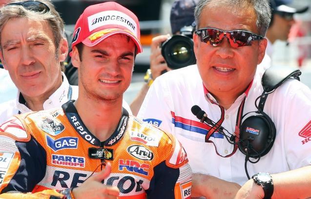 Honda Racing Corporation официально подтвердила, что с Дани Педросой заключен очередной двухлетний контракт