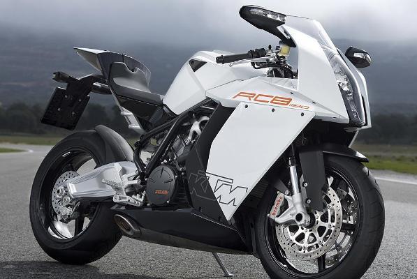 KTM RC8 снимается с производства
