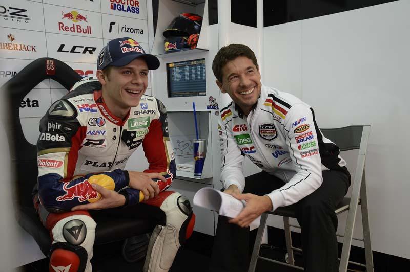 Honda решила прервать отношения со Штефаном Брадлем и сделать ставку на другого пилота