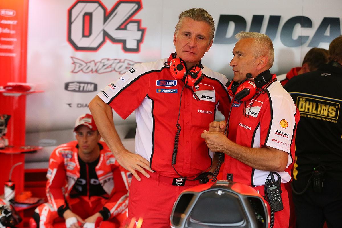 Ducati проявляет заинтересованность в Скотте Реддинге