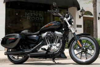 Новый мотоцикл от Harley-Davidson