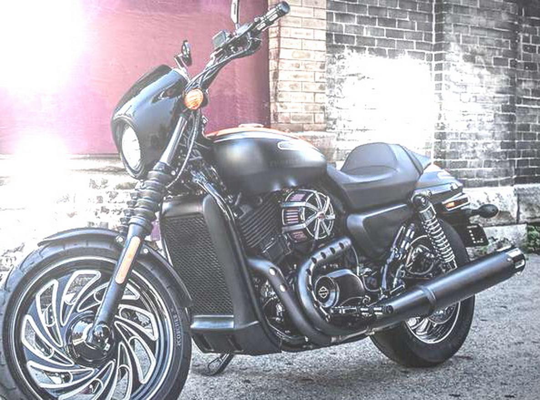 Harley-Davidson Street 750 уже в России