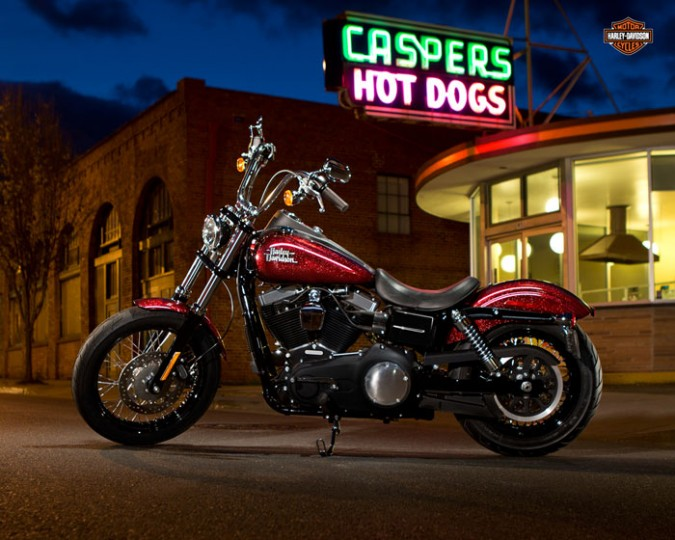 """Мотоциклы """"Dyna"""" и """"Softail"""" от Harley-Davidson отзываются компанией"""