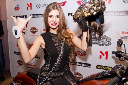 Мисс Harley-Davidson Украины