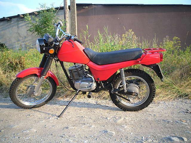 Мотоцикл ЗиД «Сова» 175