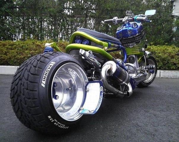 Тюнингуем свой скутер