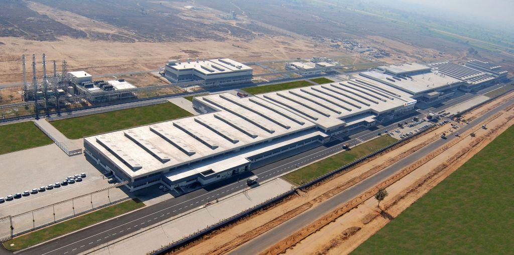 BMW открывает филиал в Индии