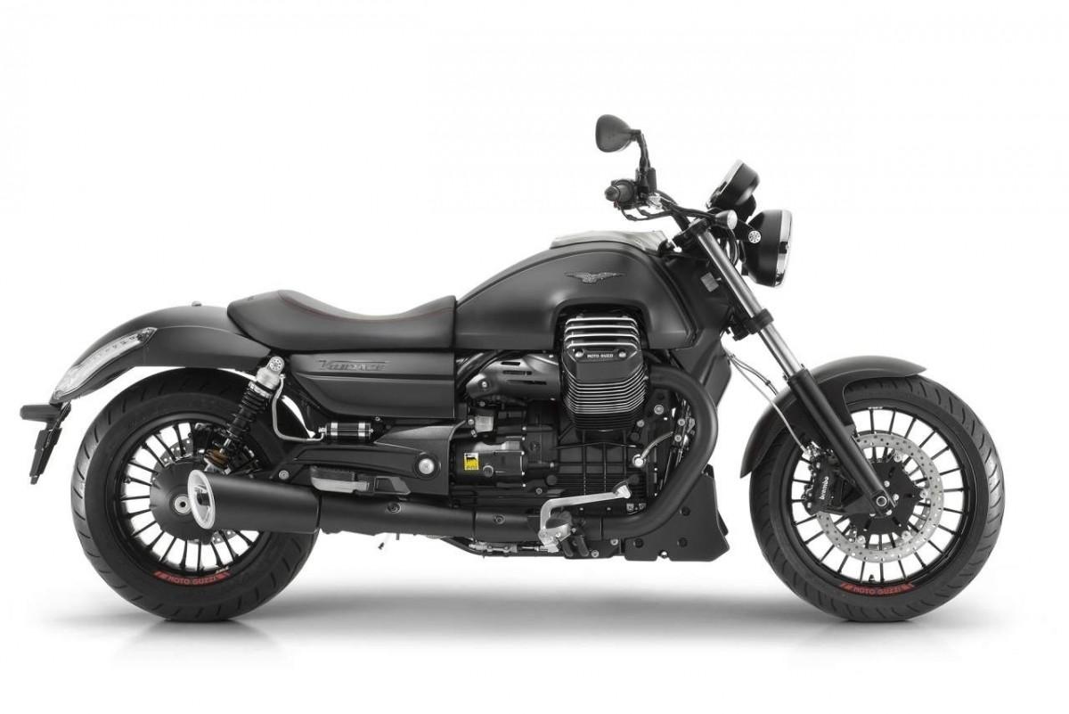 Бесхромный байк от Moto Guzzi