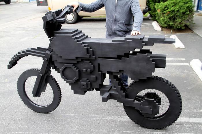Мотоциклы своими руками - Полезные самоделки