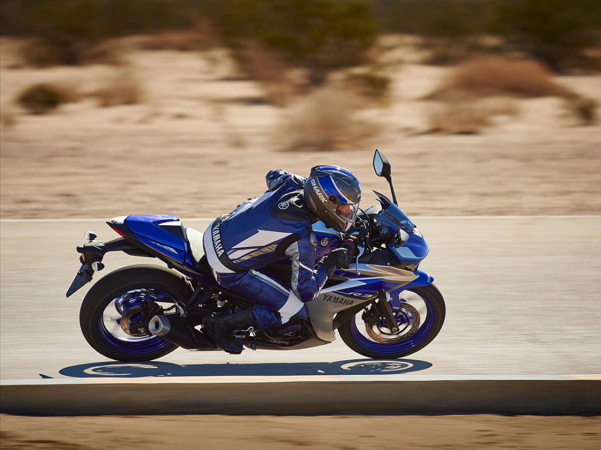 Yamaha YZF-R3 скоро в РФ