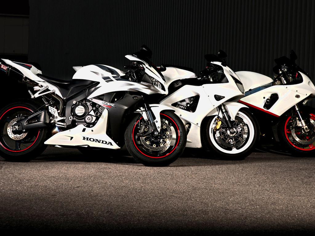 Каталог мотоциклов Honda