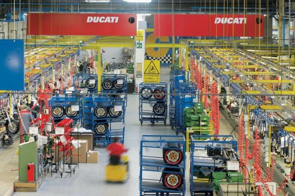 Ducati пытается завоевать Индию