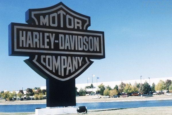"Снижение спроса на мотоциклы ""Harley-Davidson"""