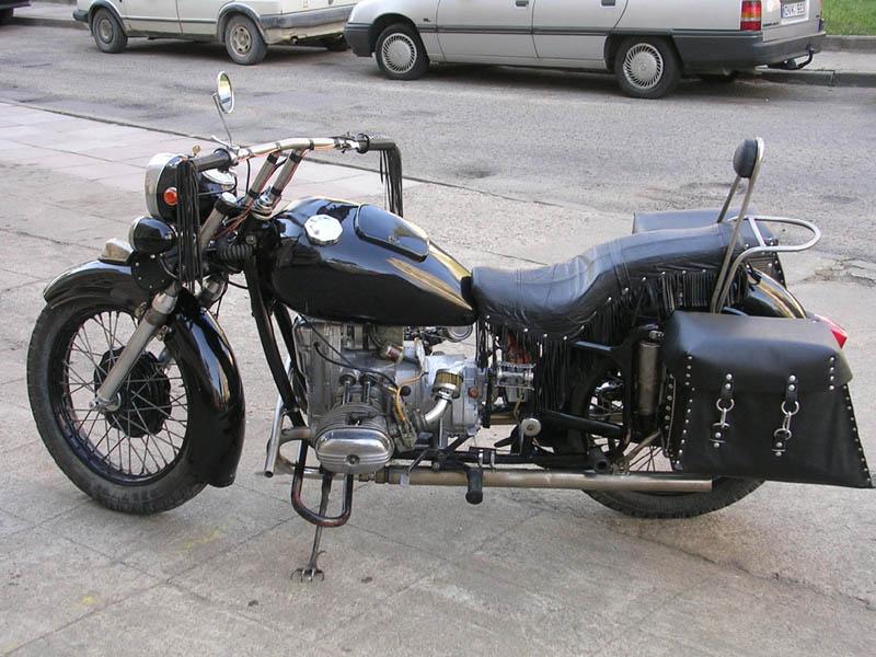 165ada7f6e91 МотоБлог: Как сделать кофры для мотоцикла своими руками
