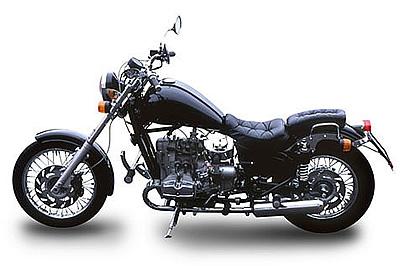 Мотоциклы отечественного производства новые