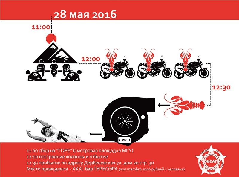 """Собственники """"Ducati"""" открыли свой сезон"""