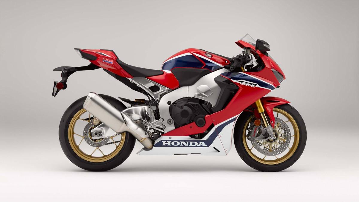 """""""Honda CBR1000RR Fireblade"""" 2017 года"""