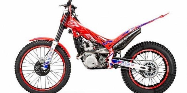 Новинка - мотоцикл Beta Evo Factory 2017