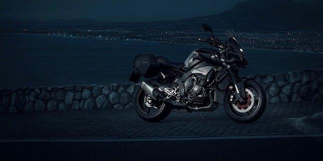 Новинка от Yamaha - MT-10 Tourer Edition 2017