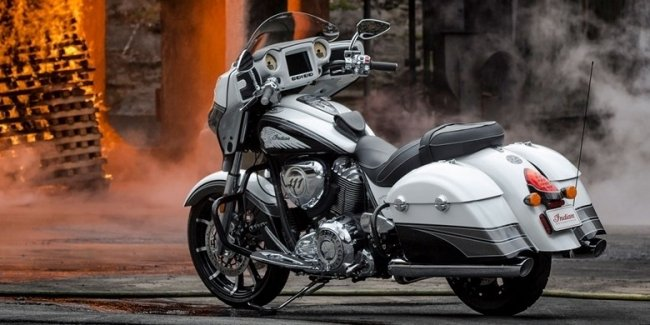 Байк Indian Chieftain Jack Daniels 2017