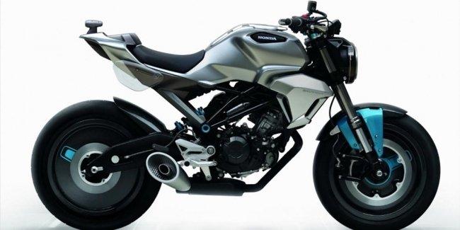 Компания Honda показала концептуальный мотоцикл 150SS Racer