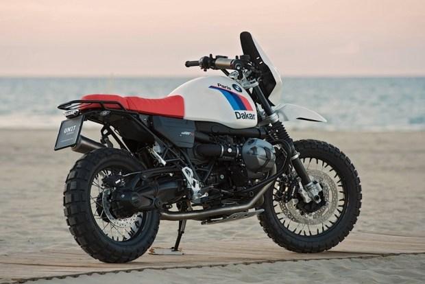 Мастерская Unit Garage: набор Paris-Dakar для BMW R nineT