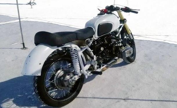 Мотоцикл Днепр из Украины побил всемирный рекорд скорости и обогнал Harley-Davisdon
