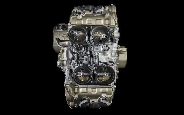 Уникальный силовой агрегат Ducati Desmosedici Stradale V4