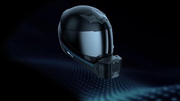 Ученые придумали оборудование для охлаждения мотошлема