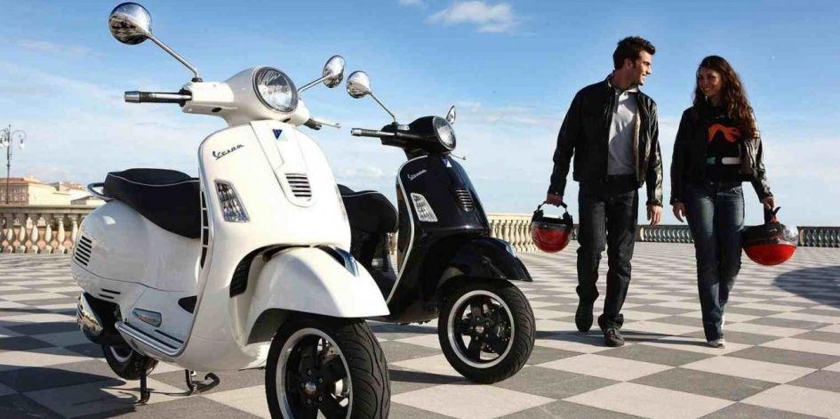 В Европе падает популярность малокубатурных скутеров
