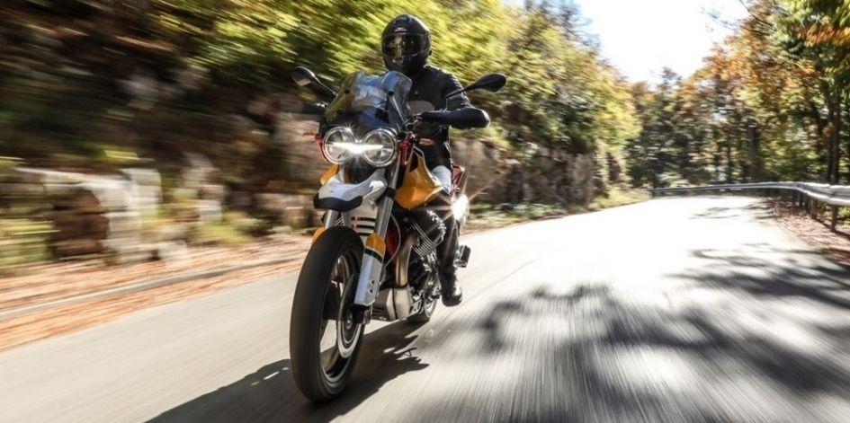 Дорожный вариант Moto Guzzi V85 в разработке