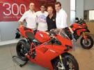 Ducati - экскурсия по заводу