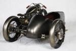 Abnormal Cycles разработала мотоколесницу римских гладиаторов