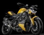 Новый мотоцикл Ducati Streetfighter 848
