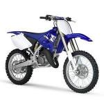 Yamaha YZ125: скорость – его жизнь
