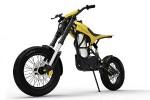 Австралийский мотоцикл на сжатом воздухе