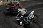 Спорт для двоих — мотокросс с коляской