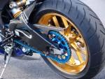 Несколько советов - как натянуть цепь на мотоцикле