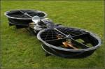Летающий мотоцикл: что это