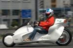 Как я покатался на бестопливном мотоцикле!