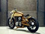 Matt Black изменила Yamaha XV950