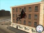 Трюки на мотоцикле в gta и в реальной жизни