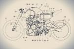Гибридный спортбайк Suzuki