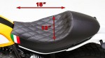 Corbin изготовило седло для Ducati Scrambler