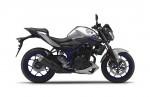Yamaha выпускает аппарат MT-03
