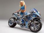 Как вы относитесь к фото девушек на мотоциклах?
