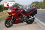 Японский мотоцикл без топлива!