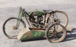Старинный Harley-Davidson продали на аукционе в Австралии