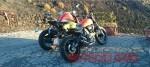 Шпионское фото Ducati Scrambler 400