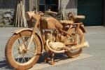 Копия мотоцикла Иж-49,